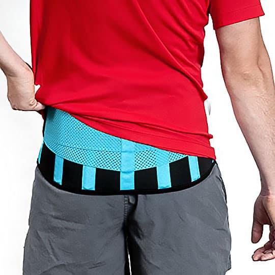 fascia lombare posturale