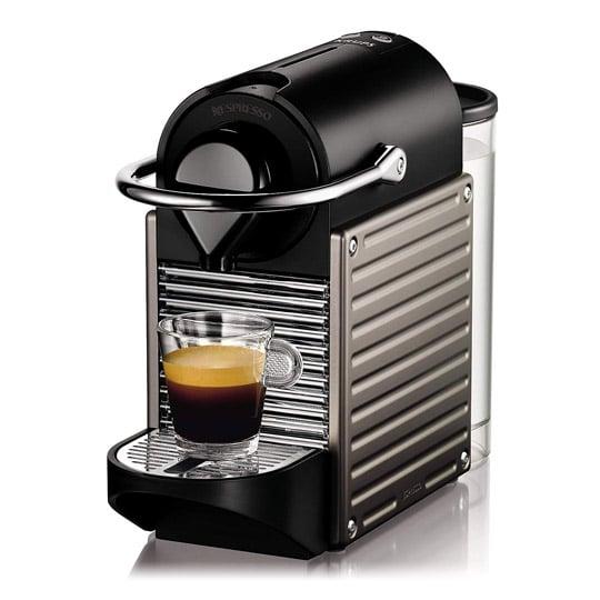 macchina caffe nespresso pixie