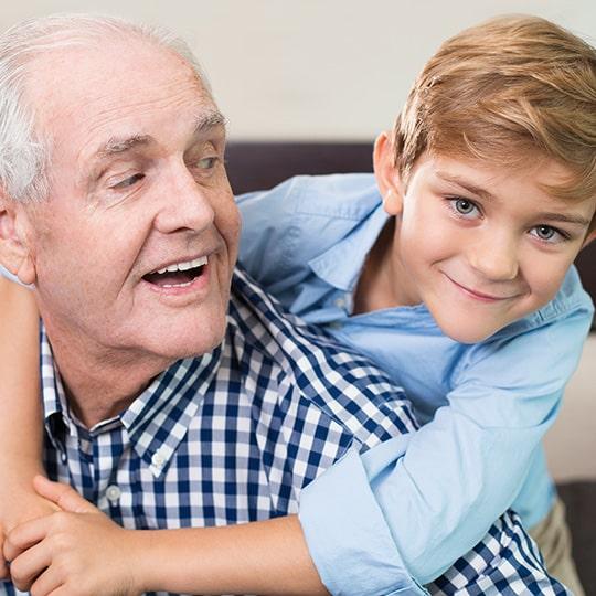 regalo nonno