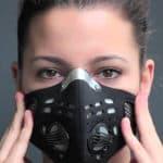 maschera anti smog